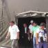 Comisión de Sociedad Civil de Lima Norte visita Módulo de atención para pacientes de Coronavirus que se instala en el Hospital Sergio E. Bernales.